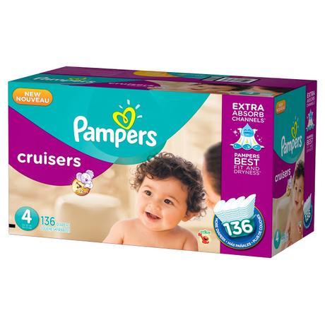 J'aime magasiner les @Pampers #SagtoSwag chez Walmart #MamanAimeWalmart #MamanPG