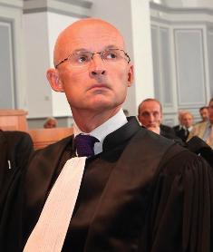 La présidente du Tribunal de Grande Instance de Fontainebleau arrive à Pointe-à-Pitre
