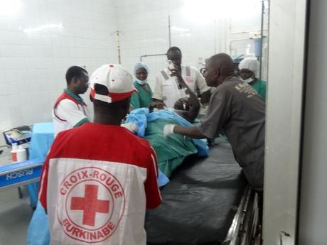 Croix-Rouge Burkinabé