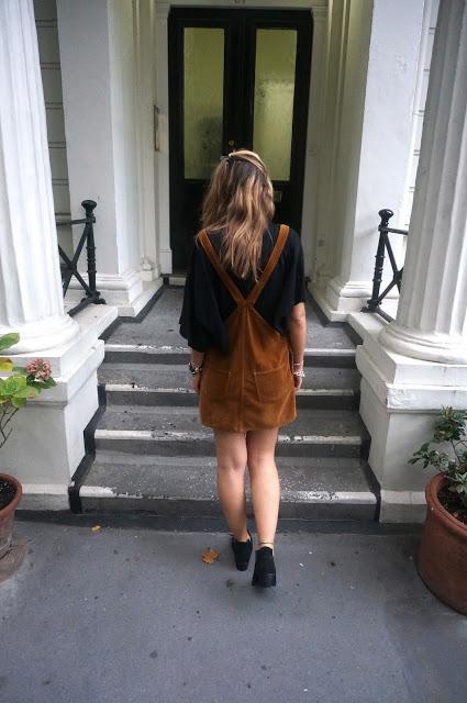 chloeschlothes - salopette robe de dos