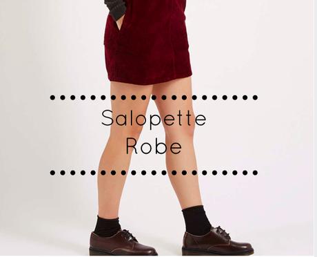 chleoschlothes - salopette robe