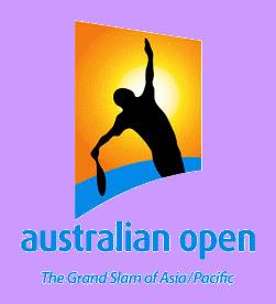 logo open australie