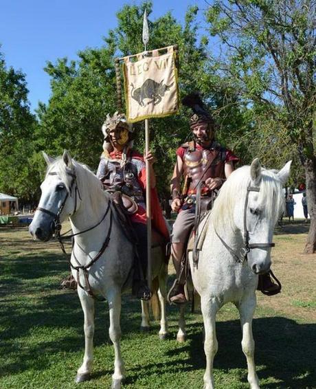 BESSAN : Premières Journées Romaines le samedi 26 septembre