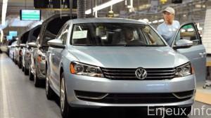 Etats-Unis : Ouverture d'une enquête pénale contre l'allemand Volkswagen