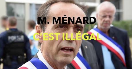 Révoquons M. Ménard