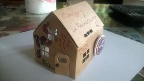 CASAGAMI : rentrez doucement dans l'automne avec cette petite veilleuse 100% écolo et made in France!