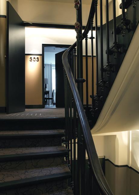 Hôtels Paris : The Chess Hotel