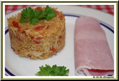 risotto aux tomates-1