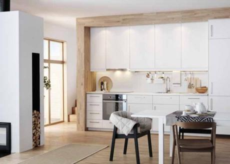 cuisine ikea inspiration conception paperblog. Black Bedroom Furniture Sets. Home Design Ideas