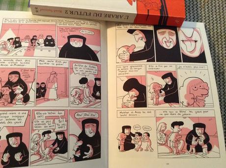 L'arabe du futur tome 1 et 2  de Riad Sattouf