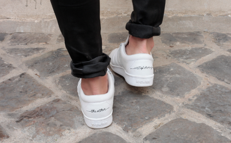 «THE OTHER ART OF LIVING» COLLABORE AVEC K-SWISS EXCLUSIVEMENT CHEZ colette