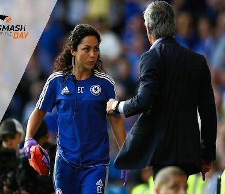 Eva Carneiro dit au revoir à Chelsea et à Mourinho