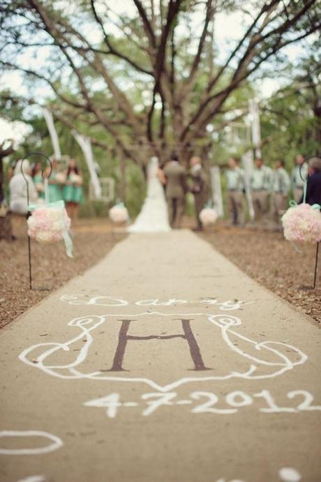 Choisir le tapis d'église de son mariage !