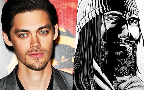 The Walking Dead : Tom Payne jouera Jesus dans la saison 6 et 7 !