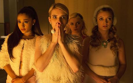 Audiences US Mardi 22/09 : Lancement décevant pour Scream Queens !