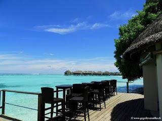 56-Séjour au Club Med de Kani aux Maldives