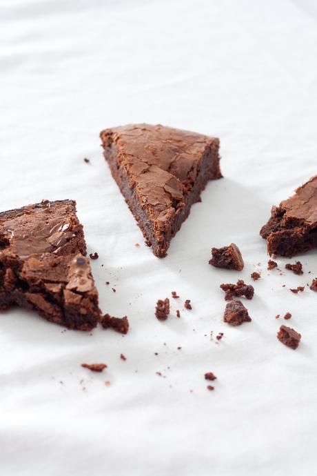 Le fondant au chocolat de Trish Deseine