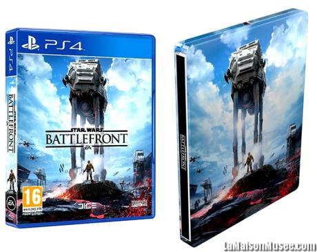 DLC Deluxe Star Wars Battlefront