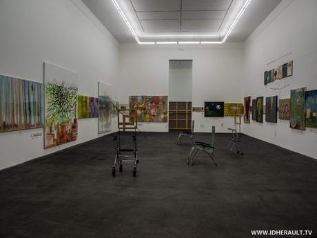 Retour en images sur l'exposition Fabrice HYBER au CRAC – Sète