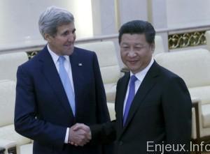 Le président chinois aux USA pour rassurer les politiques et les entrepreneurs américains