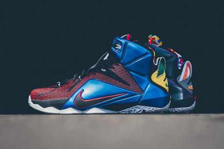 A Closer Look at the Nike LeBron XII SE