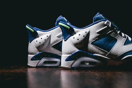 Air Jordan 6 Retro Low Ghost Green - Release reminder