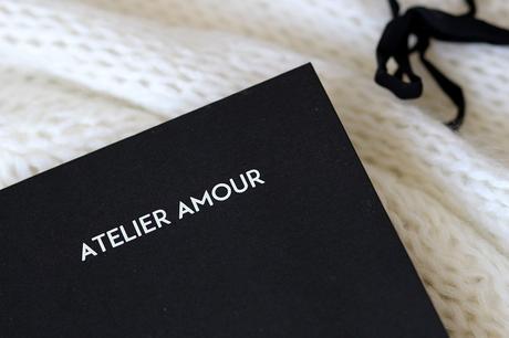 coffret cadeau lingerie Atelier amour