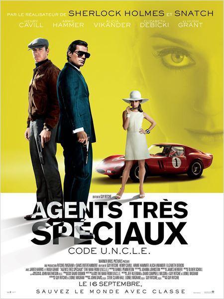 771 Agents très spéciaux - code U.N.C.L.E
