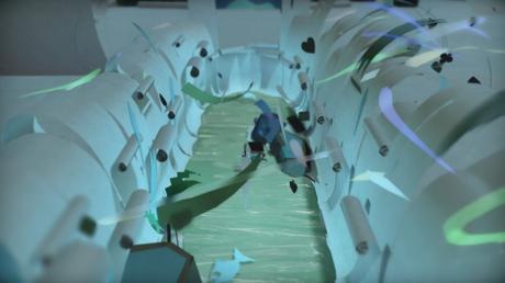 [Jeux vidéo] On a testé Tearaway Unfolded (PS4)
