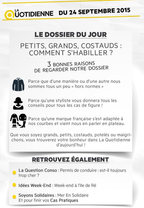 Émission La Quotidienne France 5, un sujet pour nous !