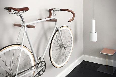 Les meilleures accroches murales pour vélo.
