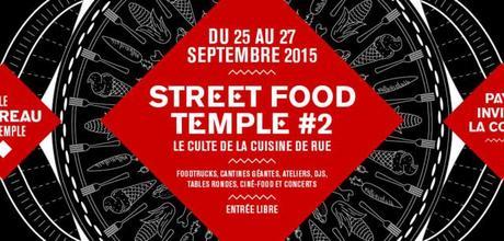 Street Food Temple #2