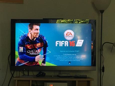 FIFA 16 est sorti