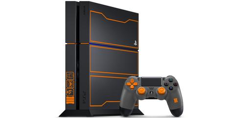 Une PS4 aux couleurs de Call of Duty Black Ops III !