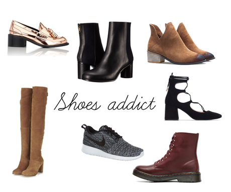 chloeschlothes - shoes addict derby, botte, sneakers