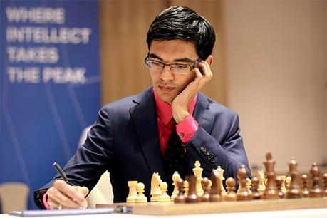 Le joueur d'échecs batave Anish Giri semble en très grande forme jusqu'ici © site officiel