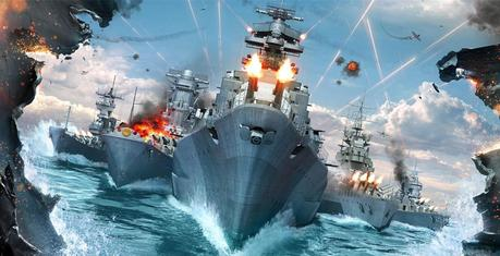 World of Warships, la bataille navale 2.0