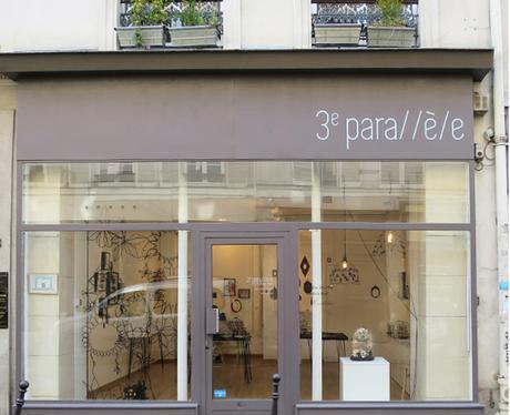 Expo Mirabilia | galerie 3parallele Paris