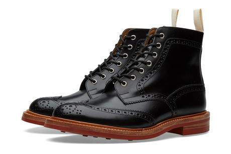 TRICKER'S X END. – F/W 2015 COLLECTION