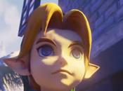 Zelda reproduit village Cocorico avec l'Unreal Engine
