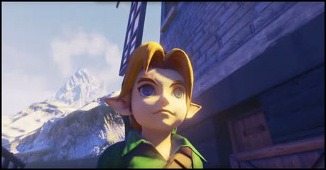 Zelda : un fan reproduit le village Cocorico avec l'Unreal Engine 4
