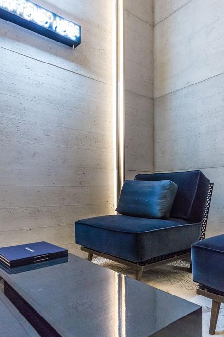 AD Intérieurs 2015 – Les Décors – La salle à manger salon d'Isabelle Stanislas