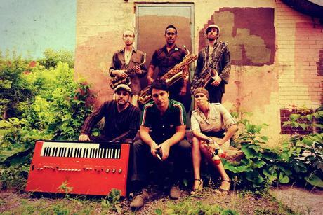 The Souljazz Orchestra – Resistance LP