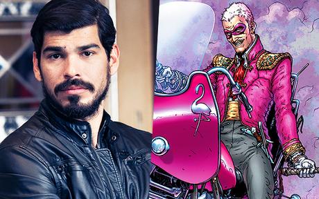 Gotham : Raul Castillo (Looking) jouera le méchant Eduardo Flamingo dans la saison 2 !