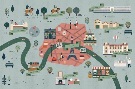 Illustrations and patterns by designer Lotta Nieminen