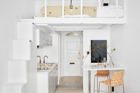 Small spaces - it's all in the details
