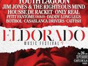 Eldorado music festival 26-30 septembre café danse