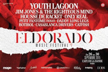 ELDORADO MUSIC FESTIVAL | 26-30 SEPTEMBRE AU CAFÉ DE LA DANSE