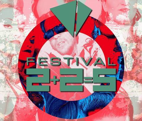 FESTIVAL 2+2=5 – 6ème Edition – 2015