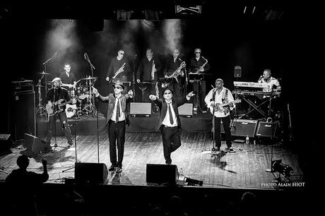 Soul Project / Tribute to Blues Brothers - Samedi 3 Octobre 2015 à 20 H 30